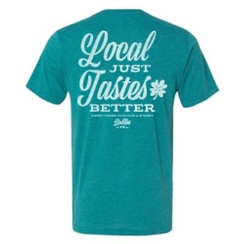 Teal Local T-Shirt